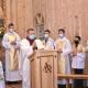 2020.11.22 – Uroczystość Chrystusa Króla Wszechświata, Podziękowanie ks. Adamowi za posługę duszpasterską w naszej parafii.