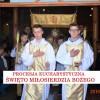 Święto Miłosierdzia Bożego-Procesja Eucharystyczna