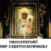 Uroczystość NMP Częstochowskiej, Powitanie ks. Daniela Ciulkina-wikariusza w naszej parafii