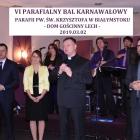 VI Parafialny Bal Karnawałowy-Dom Gościnny Lech