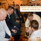 Triduum Paschalne-Wielki Czwartek