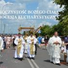 Uroczystość Bożego Ciała_Procesja Eucharystyczna
