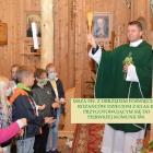 Msza Św z obrzędem poświęcenia różańców dzieciom z klas III przed I Komunią Św